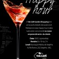O Via Café Garden Shopping está convidando os médicos para um exclusivo Happy Hour conforme Convite