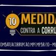 """A Associação Médica de Varginha (AMV), com o apoio da Associação Médica Brasileira (AMB) e a Associação Médica de Minas Gerais (AMMG), aderiram à campanha """"10 medidas contra a corrupção"""", encabeçada pelo Ministério Público Federal. A campanha tem como objetivo […]"""